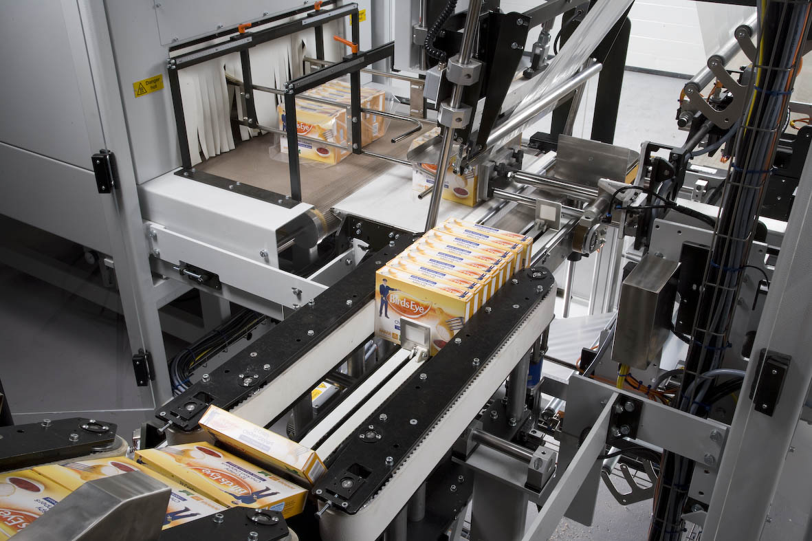 Collators and Loaders - Automated Carton Collator and Loader | Matrix model image