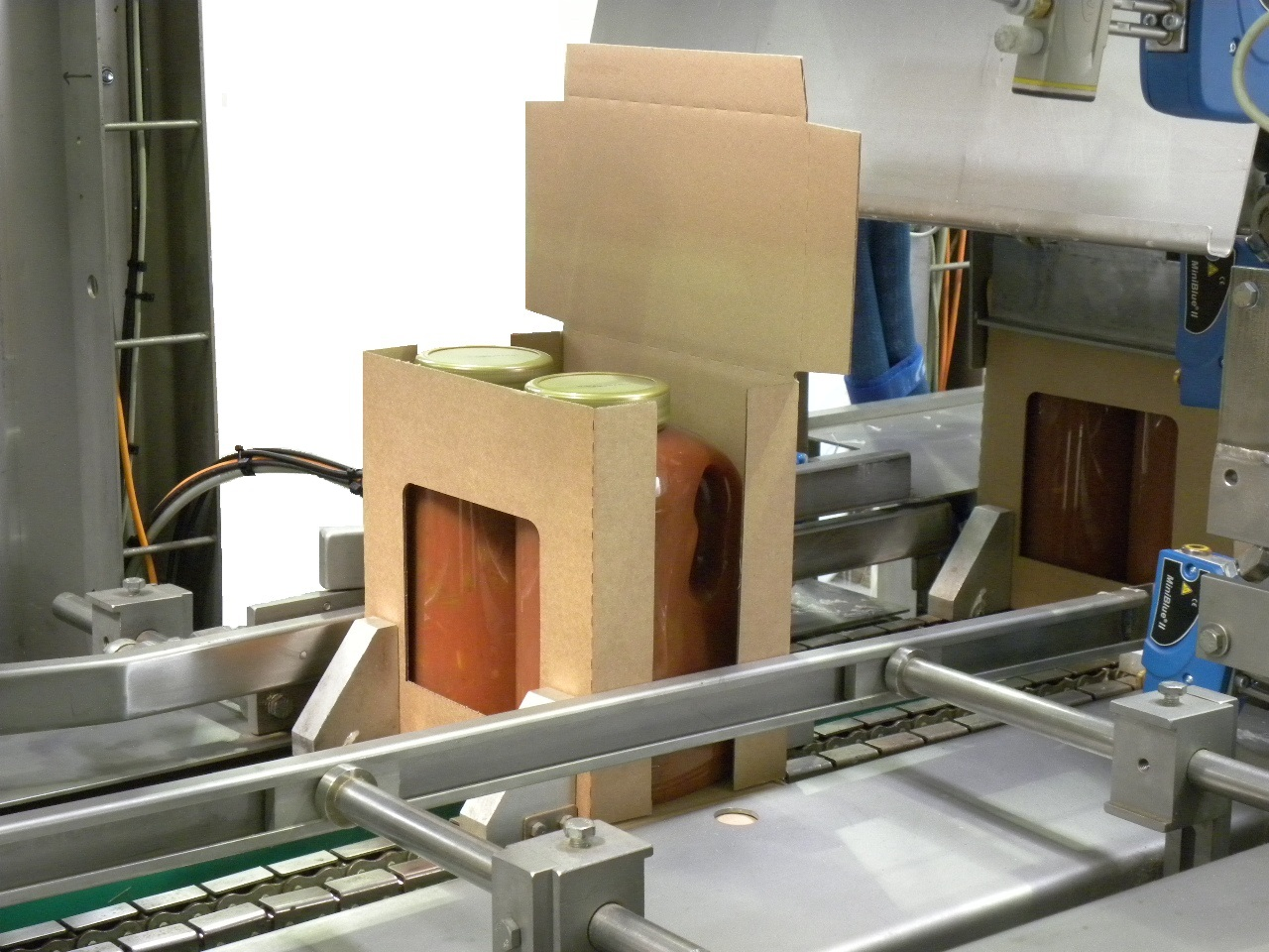 Case Erector Linkx Packaging Systems