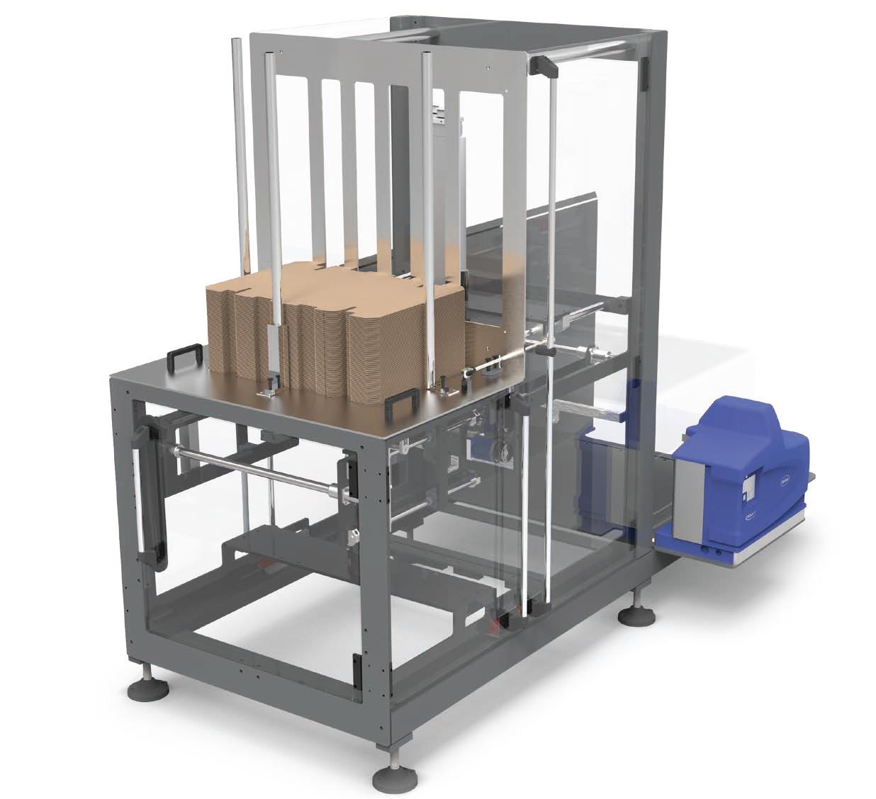 Case Erectors and Sealers | CF500 model