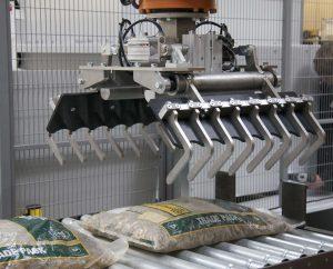 Robotic Palletiser aggregates image
