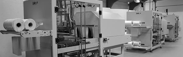 Linkx Shrink Wrappers, wrapping machines image