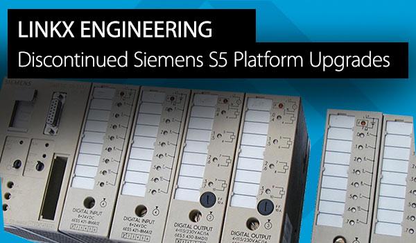Siemens S5 platform upgrades banner