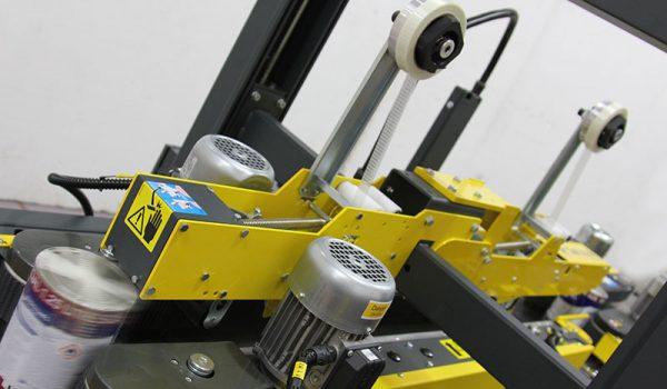 WestRock APS automatic Tin Taper machine image