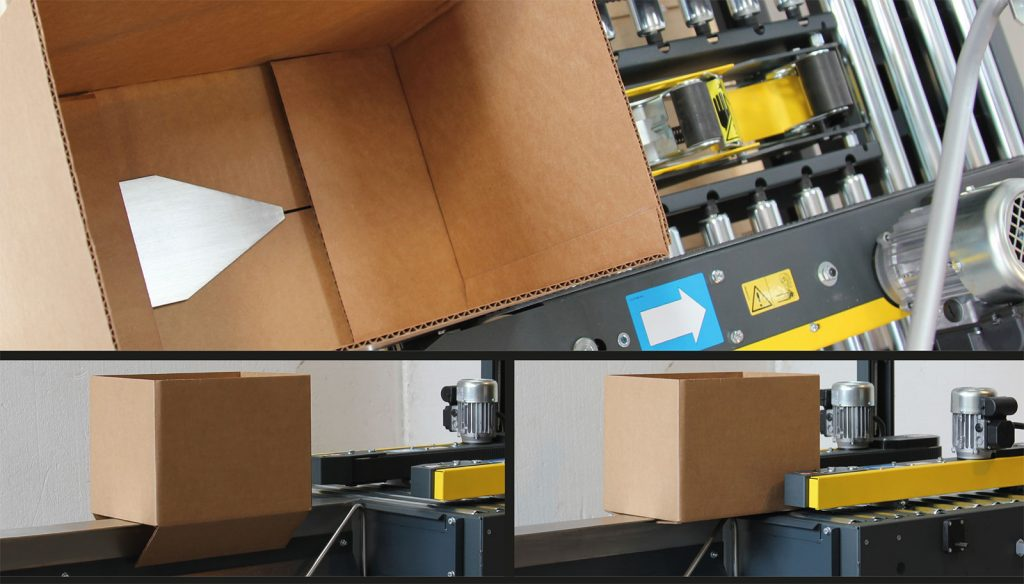 Bespoke Automation for packaging industry