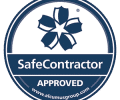 Linkx Packaging Systems Safe Contractor Approved logo