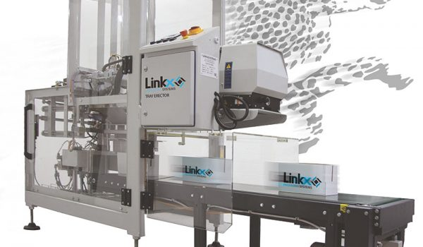 Linkx TFS500 Probably the fastest Tray Erector image