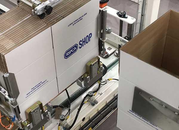 Multi-Case Erectors and Sealers | Hot Melt Glue
