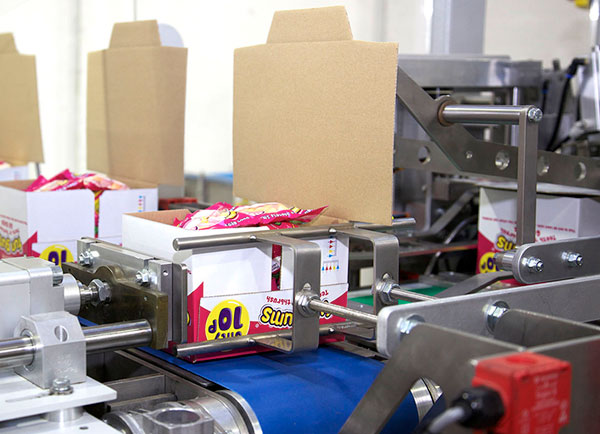 Linkx Automated Case Closing Machines Hot Melt Glue image