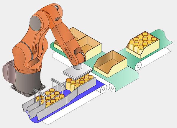 CL120RCTL ROBOT COLLATOR LOADER image