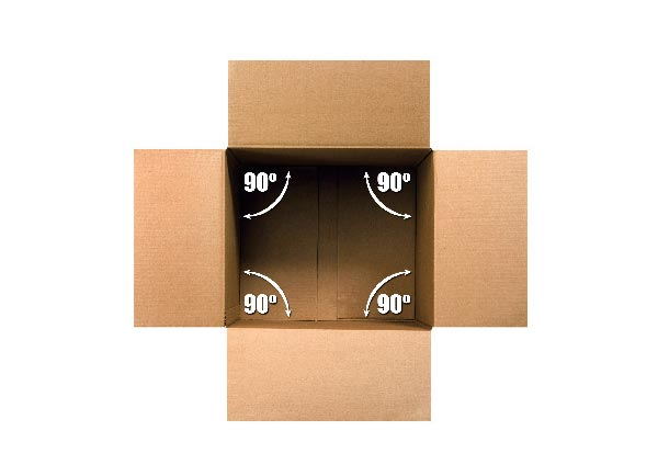 Linkx case erectors - perfect 90 degree square cases image