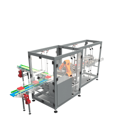 Bespoke Packaging Automation image