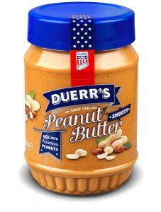 F. Duerr & Sons Ltd, Peanut Butter chooses WestRock APS for refurbished shrink wrapper.