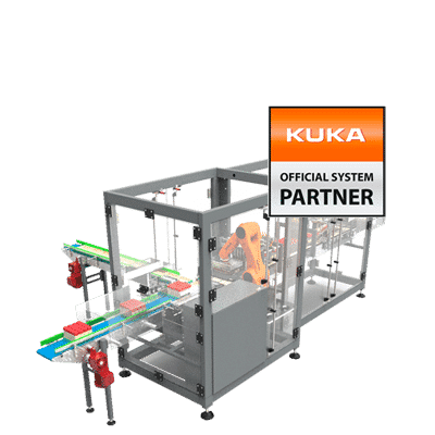 Bespoke Packaging Automation image
