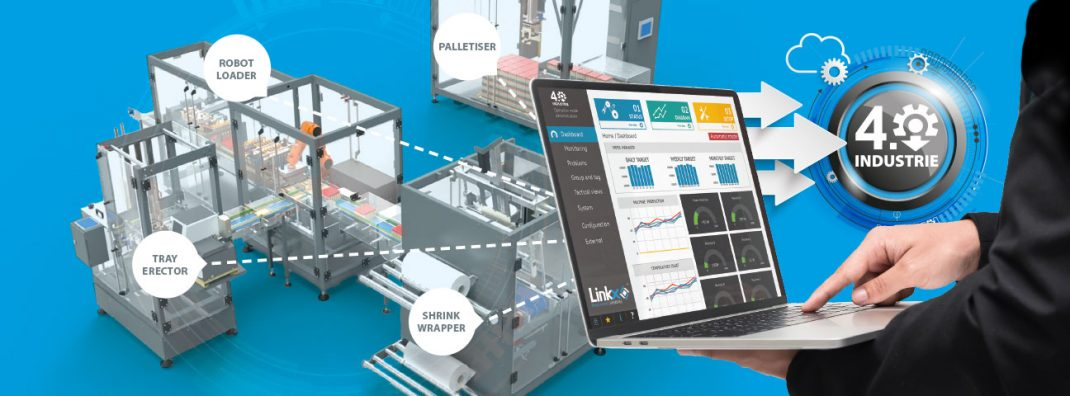 WestRock APS packaging automation industrie 4.0 banner
