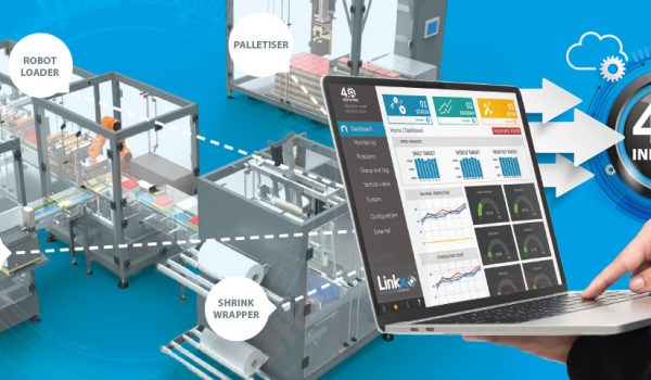 Linkx packaging automation industrie 4.0 banner