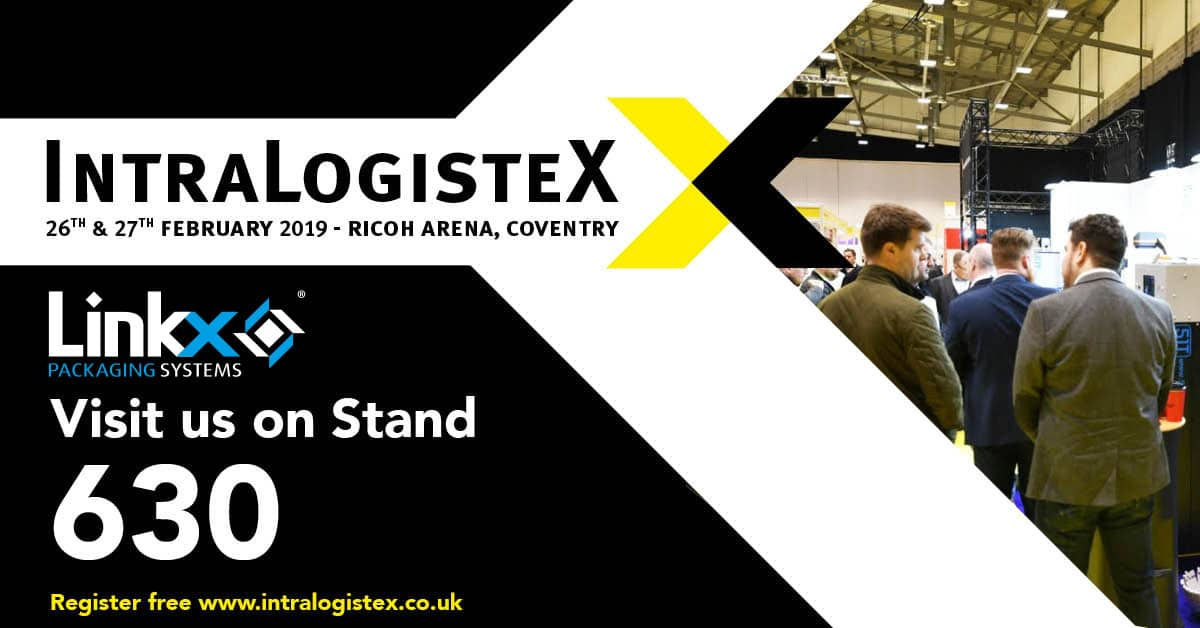 Visit Linkx Packaging Systems at Intralogistex 2019