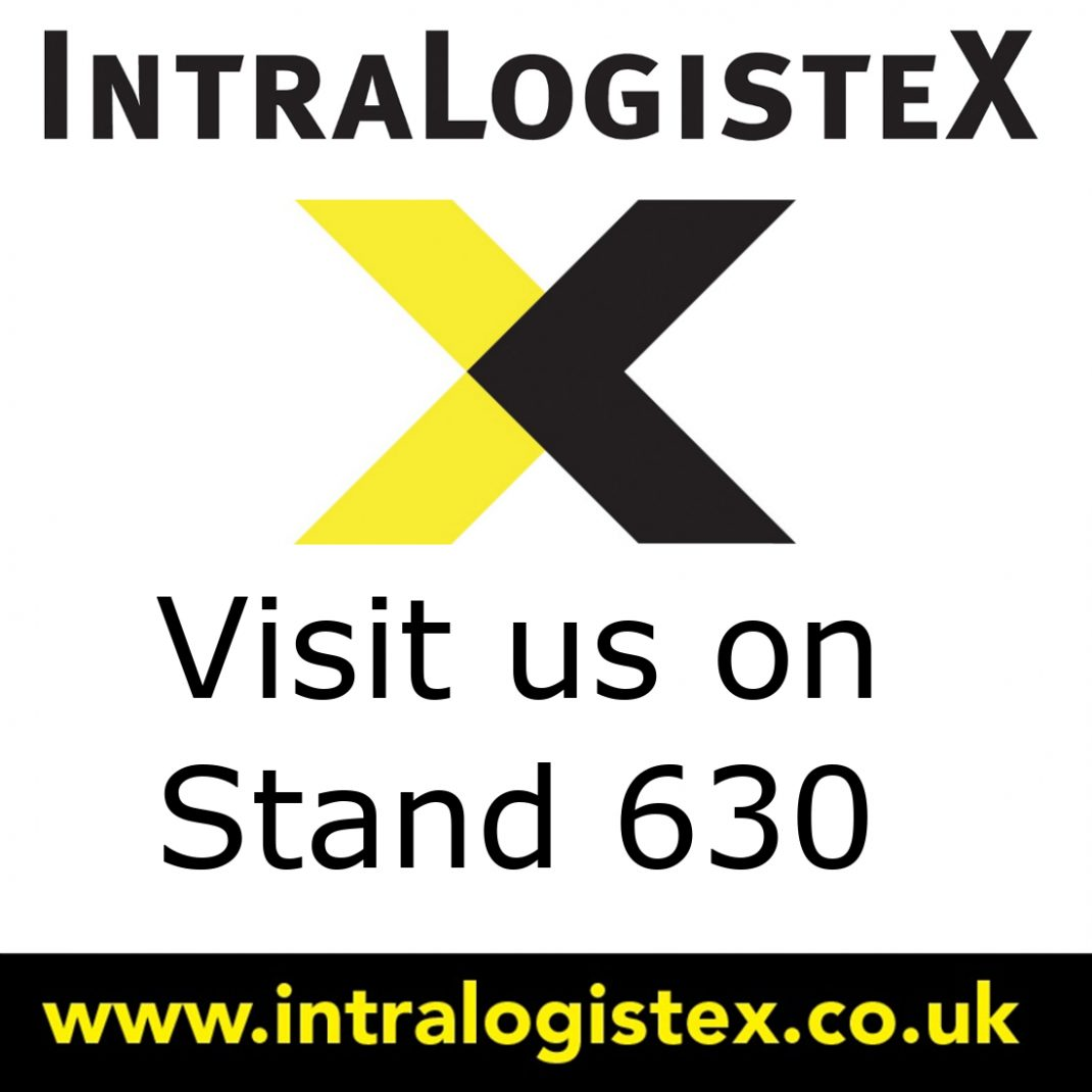 Visit us on Stand 630 at IntraLogisteX 2019