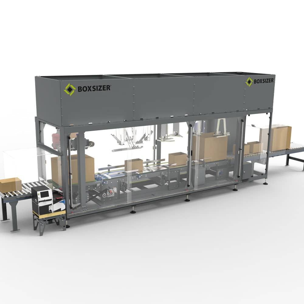 Warehouse Packaging Automation Packing Line image